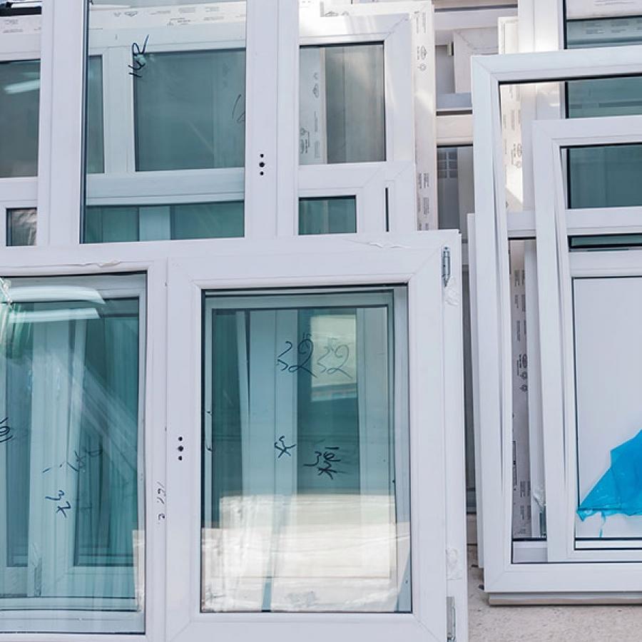 Ventanas en pvc para construcción y gran obra. Instalación y venta de ventanas en pvc