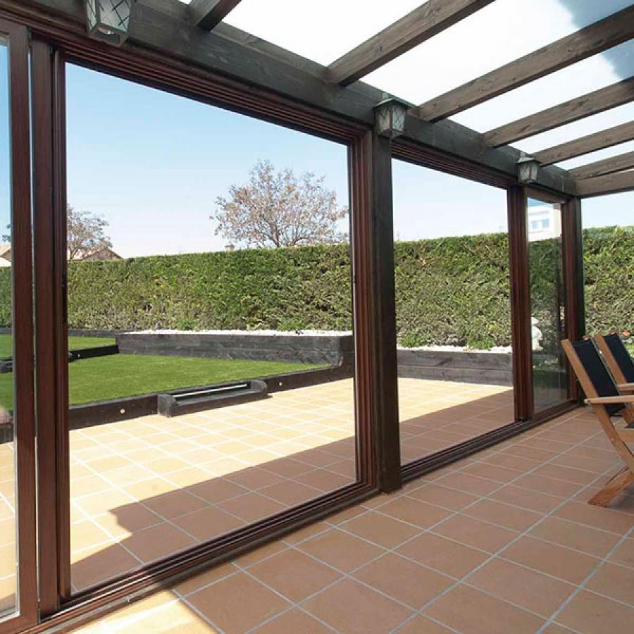 Ventanas súper aislantes de pvc en Madrid. Instalación y venta de ventanas en pvc